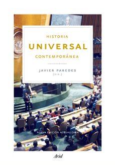Premioinnovacionsanitaria.es Historia Universal Contemporanea (5ª Ed) Image