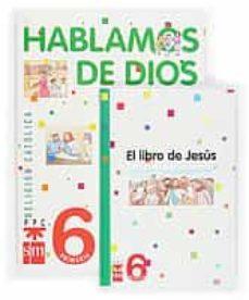 Cronouno.es Hablamos De Dios: Religion Catolica(6º Primaria,incluye Cuaderno) Image