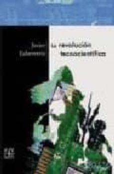 la revolucion tecnocientifica-javier echeverria-9788437505510