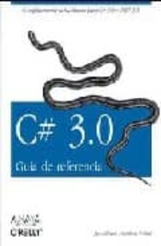 Inmaswan.es C# 3.0. Guia De Referencia Image