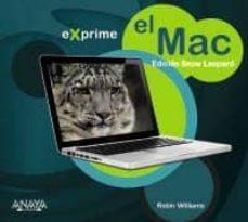 Vinisenzatrucco.it El Mac: Edicion Snow Leopard (Exprime) Image