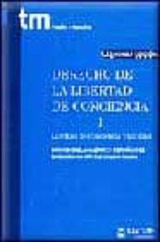 Ironbikepuglia.it Derecho De La Libertad De Conciencia (T. I): Libertad De Concienc Ia Y Laicidad (2ª Ed.) Image