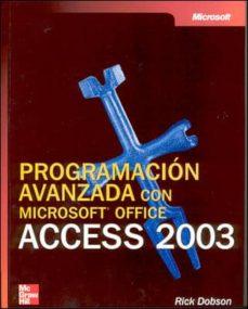 Eldeportedealbacete.es Programacion Avanzada En Microsoft Access 2003 Image