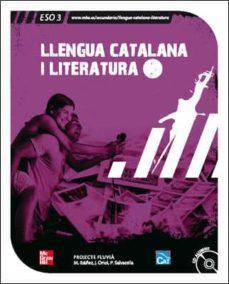 Titantitan.mx Llengua Catalana I Literatura 3r Eso (Projecte Fluvia) Image