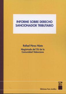 Milanostoriadiunarinascita.it Informe Sobre Derecho Sancionador Tributario Image