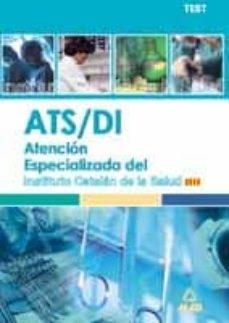 Cdaea.es Test Ats/di Atencion Especializada Del Instituto Catalan De La Sa Lud Image