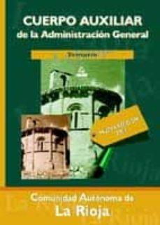 Viamistica.es Cuerpo Auxiliar De La Administracion General Comunidad Autonoma D E La Rioja. Temario Image