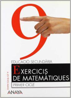 Padella.mx Matemàtiques 2º Educacion Secundaria Exercicis De Matematiques 9 Illes Balears Catala Image