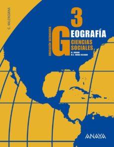Valentifaineros20015.es Geografia 3. Educacion Secundaria Obligatoria - Segundo Ciclo - 3 º Ciclo (Comunidad Valenciana) Image