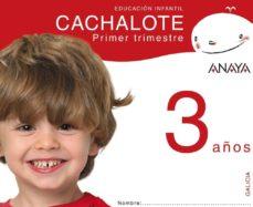 Curiouscongress.es Cachalote 3 Años. Primer Trimestre. Galicia Educación Infantil 3-5 Años Image