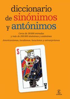 Iguanabus.es Diccionario De Sinonimos Y Antonimos Image