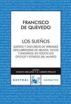 los sueños-francisco de quevedo-9788467028010