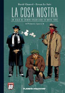 Costosdelaimpunidad.mx La Cosa Nostra: Un Siglo De Crimen Organizado En Nueva York Nº 1 Image
