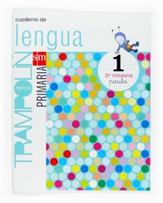 Ojpa.es Cuaderno Lengua 3: Trampolin (1º Educacion Primaria) Pauta Image