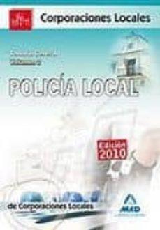 Carreracentenariometro.es Policia Local: Temario General Volumen Ii Image