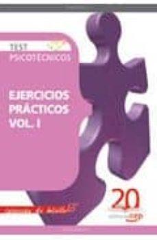 Valentifaineros20015.es Test Psicotecnicos Ejercicios Practicos Vol. I. Coleccion De Bols Illo Image