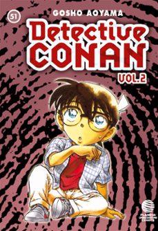 detective conan ii nº 51-gosho aoyama-9788468471310