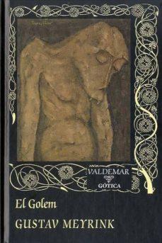 el golem-gustav meyrinc-9788477027010
