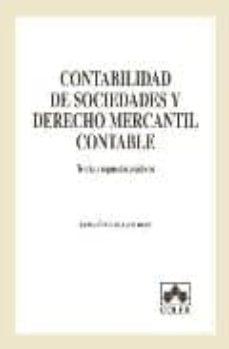 Emprende2020.es Contabilidad De Sociedades Y Derecho Mercantil Contable: Teoria Y Supuestos Practicos Image