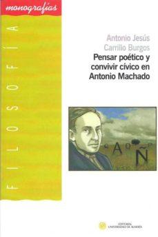 Chapultepecuno.mx Pensar Poetico Y Convivir Civico En Antonio Machado Image
