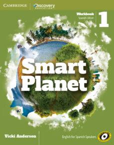 smart planet level 1 workbook spanish-9788483239810
