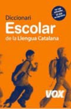 Enmarchaporlobasico.es Diccionari Escolar De Llengua Catalana Image