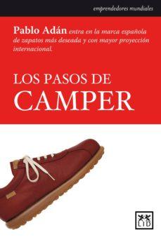 los pasos de camper (ebook)-pablo adan-9788483566510