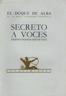 secreto a voces-jesus aguirre ortiz de zarate-9788486307110