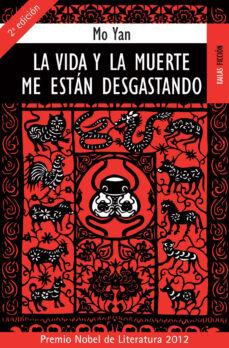 Descargar libros gratis kindle fire LA VIDA Y LA MUERTE ME ESTAN DESGASTANDO 9788489624610  in Spanish