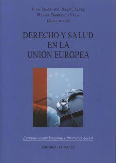 Ojpa.es Derecho Y Salud En La Union Europea Image