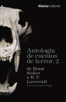 Descarga gratuita de libros de mobipocket. ANTOLOGÍA DE CUENTOS DE TERROR 2: DE BRAM STOKER A H.P. LOVECRAFT de