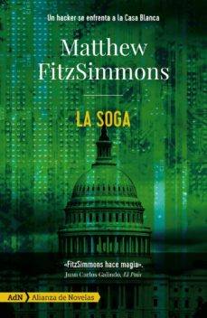 Descargas de audiolibros gratis amazon LA SOGA (ADN) de MATTHEW FITZSIMMONS (Spanish Edition)  9788491816010