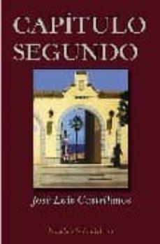 Descargar libros electrónicos gratis para nook CAPITULO SEGUNDO en español FB2 PDB RTF