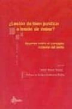 ¿lesion de bien juridico o lesion de deber?: apuntes sobre el con cepto material del delito-rafael alcacer guirao-9788495458810
