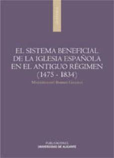 Viamistica.es El Sistema Beneficial De La Iglesia Española En El Antiguo Regime N (1475-1834) Image