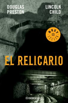 el relicario (inspector pendergast 2)-douglas preston-lincoln child-9788497595810