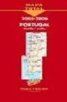 Mapa De Carreteras Portugal Madeira Y Azores 2005 2006 1 400000