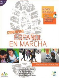Libros y descarga gratuita. ESPAÑOL EN MARCHA BAS EJERCICIOS+CD FB2 MOBI en español de  9788497785310