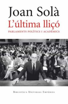 Comercioslatinos.es L Ultima Lliço. Parlaments Politics I Academics Image