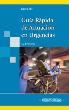 Trailab.it Guía Rápida De Actuación En Urgencias. 3ª Edición Image
