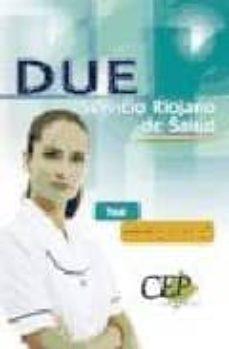 Garumclubgourmet.es Test Oposiciones Due Servicio Riojano De Salud Image