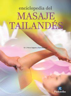 enciclopedia del masaje tailandés (ebook)-c. pierce salguero-9788499106410