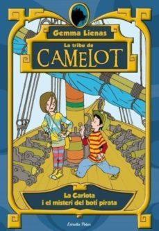 1. la carlota i el misteri del botí pirata (ebook)-gemma lienas-9788499327310