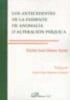 los antecedentes de la eximente de anomalía o alteración psíquica (ebook)-eladio jose mateo ayala-9788499826110