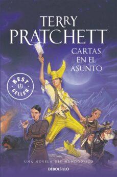 Los mejores libros gratis para descargar CARTAS EN EL ASUNTO (MUNDODISCO 33 / HUMEDO VON MUSTACHEN 1) 9788499898810