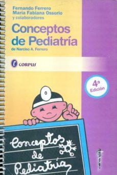 Eldeportedealbacete.es Conceptos De Pediatria (4ª Ed.) Image