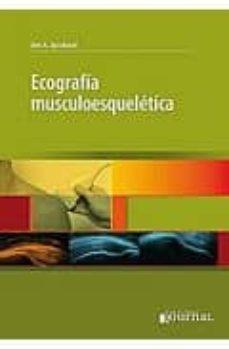 Descargar torrent de libros electronicos ECOGRAFIA MUSCULOESQUELETICA de J. JACOBSON