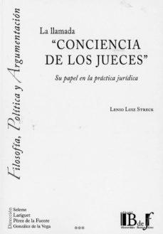 Inmaswan.es La Llamada Conciencia De Los Jueces: Su Papel En La Práctica Juridica Image