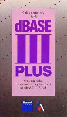Encuentroelemadrid.es Dbase Iii Plus Image