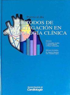 MÉTODOS DE INVESTIGACIÓN EN CARDIOLOGÍA CLÍNICA - VVAA | Triangledh.org